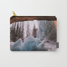 Hanging Lake Spouting Rock at Glenwood Canyon Glenwood Spring Area Colorado. Carry-All Pouch