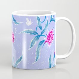 Queen of the Night - Mauve / Pink Coffee Mug