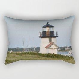Nantucket Lighthouse Rectangular Pillow