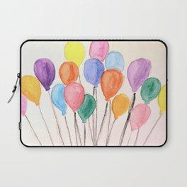 Balloon Doodle Laptop Sleeve