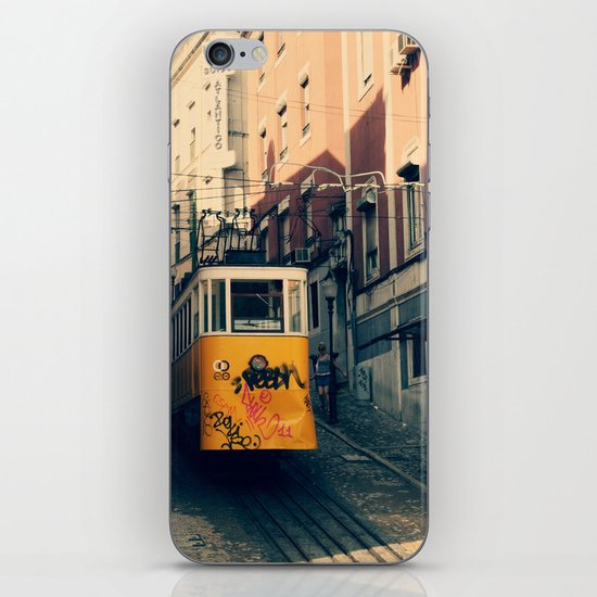 Lisboa iPhone & iPod Skin
