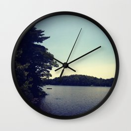 Great Canadian Northern Ontario -Photography - Cottage Life Wall Clock