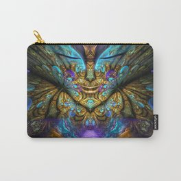 Transcendental - Fractal Manipulation Carry-All Pouch