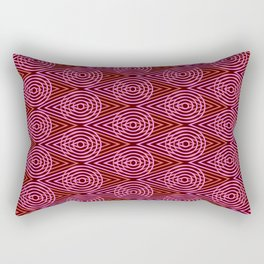Op Art 110 Rectangular Pillow