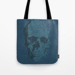 Music Skull V1 Tote Bag