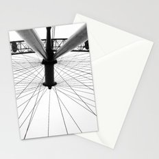 From below Stationery Cards