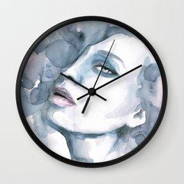 Stillhet (silence) Wall Clock