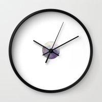 yosemite Wall Clocks featuring Yosemite by Murado&Elvira