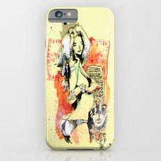 QUEEN OF TRIANGLES iPhone 6s Slim Case