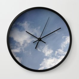 Cloudwatching Wall Clock