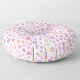 circles (8) Floor Pillow