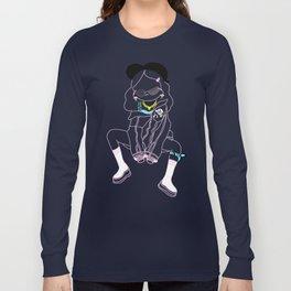 kawaii in the hood Long Sleeve T-shirt
