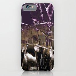 Purple Royale iPhone Case