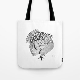 An Ode to Turkey Tote Bag