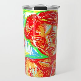 Irene Adler Travel Mug