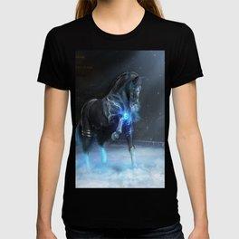 Frozen Flames T-shirt