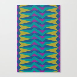 the tribes. Canvas Print