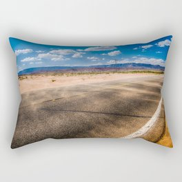 Lost Highway Rectangular Pillow