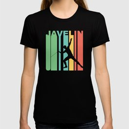 Vintage 1970's Style Javelin Graphic T-shirt