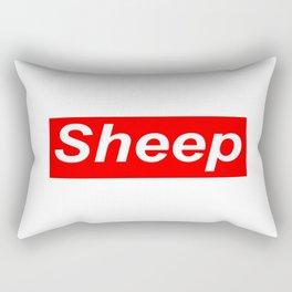 Sheep (iDubbbz Merch) Supreme Rectangular Pillow