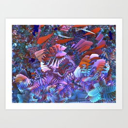 Bounded Polymorphism Art Print