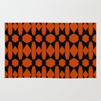 asia Area & Throw Rugs featuring Asia  by Robleedesigns