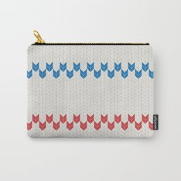 Pattern Pippi Carry-All Pouch