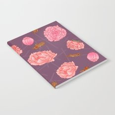 Carnations & Crickets Notebook