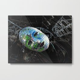 EDC New York '12 Metal Print