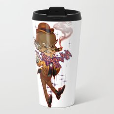 Mr. Mxyzptlk Travel Mug