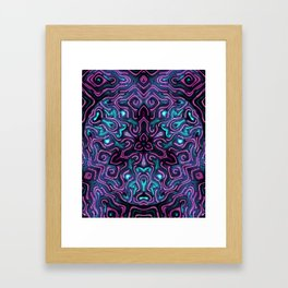Color 56 Framed Art Print