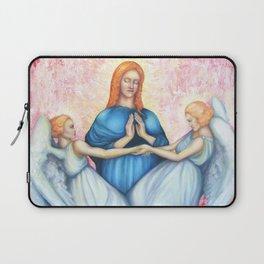 Magdalene, saint Mary Magdalene, Renaissance Laptop Sleeve