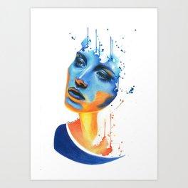 falling apart Art Print