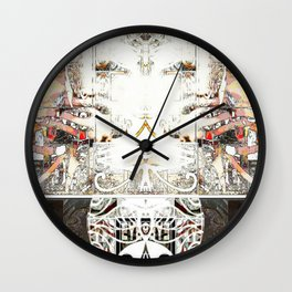 Phillip of Macedon series 9 Wall Clock