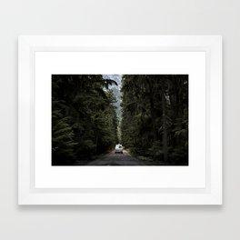 Van Life Framed Art Print