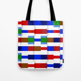 Battle of the Little Bighorn Tote Bag