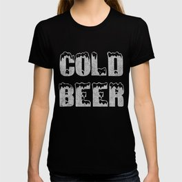 Retro Cold Beer T-shirt