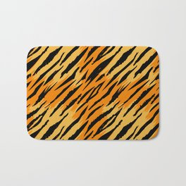 Tiger skin Bath Mat