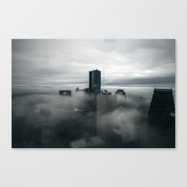 Air Houston Canvas Print