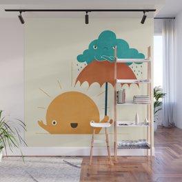 Lighten Up! Wall Mural