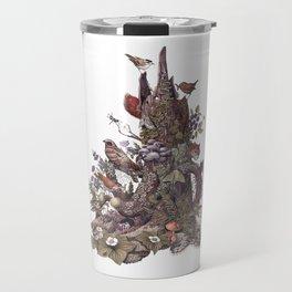 Stump (no labels) Travel Mug