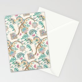 Indian Inspired Pattern Design Stationery Cards