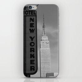 Hotel New Yorker iPhone Skin