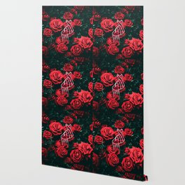 Love Finger Snap Roses Wallpaper