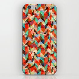 Abstract Chevron iPhone Skin
