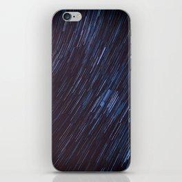 Star Trail iPhone Skin