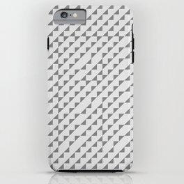 Typoptical Illusion A no.2 iPhone Case