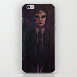 Halloween Spook iPhone Skin