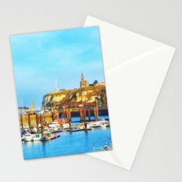 Dieppe Harbour Stationery Cards