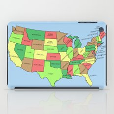 This Land Isn't Your Land iPad Case